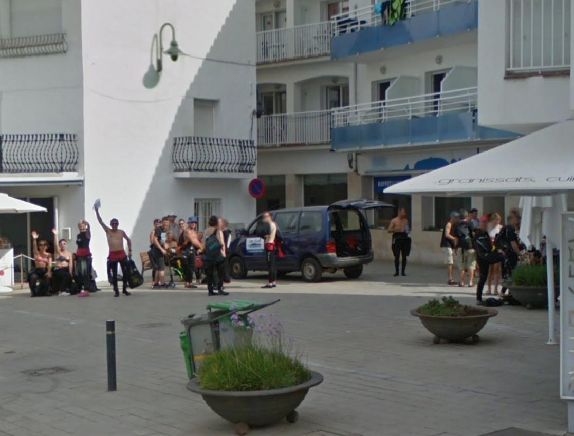 Hotel les illes lEstartit costa brava